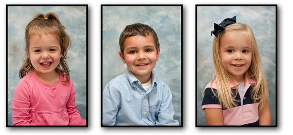 Traditional School Portraits