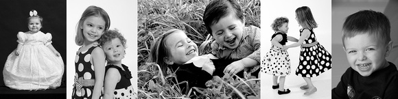 Child and Sibling Portraits by Beacon Photography