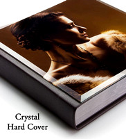 Crystal Hard Cover (optional)