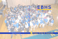 2017-2018 EBHS Yearbook
