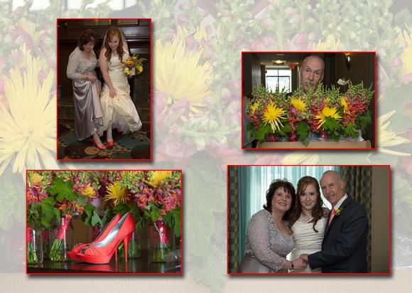 Beacon Photography Framing Wedding Albums