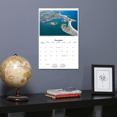 2016 Winthrop Calendar - Writeable Wall Calendar