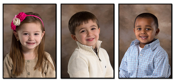 Beacon School Portraits